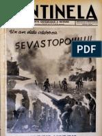 Ziarul Sentinela, Nr.27. 4 Iulie 1943
