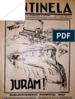 Ziarul Sentinela, Nr.29. 18 Iulie 1943
