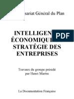 14157195 Intelligence que Et Strategie Des Entreprises