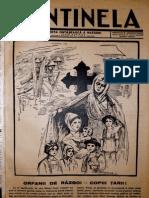 Ziarul Sentinela, Nr.38. 19 Septembrie 1943