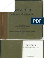 Revelli Automatic Machine Gun Manual