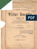 Un apostol al științei - Victor Anestin - 1921-web