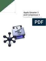Qmaster3 Compressor 3 Distributed Processing Setup