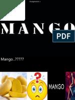 Rahul Retail Mango