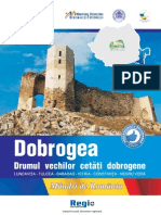Ghid turistic Dobrogea