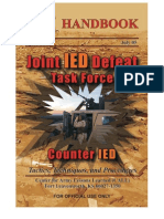 Counter IED TTP Handbook July 05