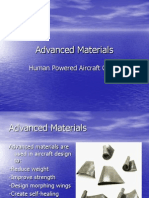 Advanced Active Materials