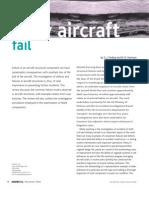 Aircraft Fatigue