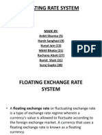 Floating Rate System 1