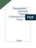 Ramanathan's Essays