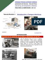 Revision 1 - Electrostática
