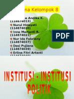 Politic Institutions