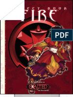 Exalted - Aspect Book - Fire