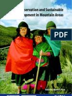 Conservación y desarrollo sostenible en las Montañas