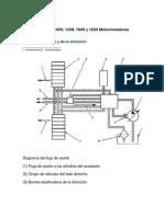 Sistema Hidraulico y de Direccion 120H,12H,135H...