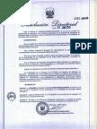 Evaluacion y Convalidacion en EBA - RD N°0562-2010-ED