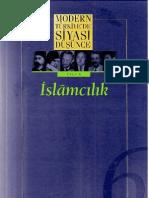 modern türkiyede siyasi düşünce-islamcılık