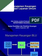 BLU Manajemen Keuangan
