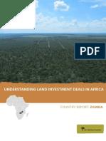 OI Country Report Zambia