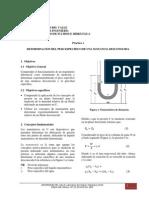 Practica 1 - Determinacion Del Peso Especifico de Una Sustancia Desconocida