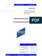 BeRex-Reflow Soldering Guide for Surface Mount Device