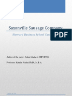 Saxonville Sausage Paper_final Version
