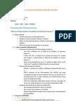 Informe Comision Educacion Senado