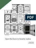 Open Doors to Smarter Justice 2011