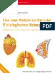 Neue Medizin - Krebsursachen und natürliche Krebsheilung nach Dr. Hamer