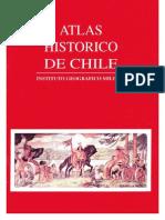 Atlas histórico de Chile. (1995)