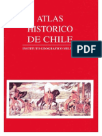 Atlas histórico de Chile. (1995)