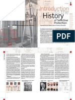 History of Protetive Relaying