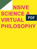 90132308 2002 Delanda Intensive Science and Virtual Philosophy