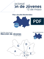 Plan Circuital Montevideo - Elección de Jóvenes