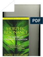 Morphic Resonance - Excerpts
