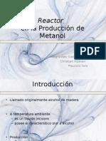 Seminario Metanol