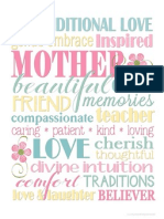 ETSY - Mother's Day Subway Art PDF - My Computer is My Canvas