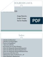 Arboles en Java