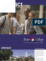 Boyce College Viewbook