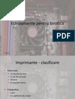 Birotica - Monitoare Imp Rim Ante, Etc