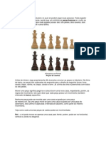 Aprendendo Jogar xadrez