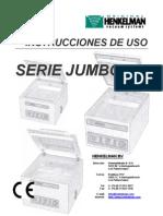 Henkelman - Manual de Uso Jumbo Serie v.06-03
