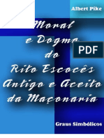 Albert Pike Moral Dogma