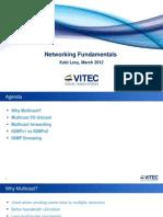 Network Training - VITEC
