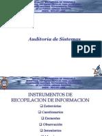 Instrumentos de recopilación de información