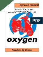 Lepton Manual