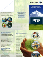 Norken (I) Ltd Enviromental Brochure