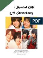 The Special Gift of Strawberry (Yamada Ryosuke Fan Fiction)