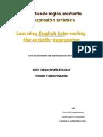 Cartilla de aprestamiento para el aprendizaje básico del inglés-JOHN Y NODIER