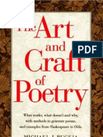 Michael J Bugeja - The Art & Craft of Poetry (Writing, Poetry PDF)
